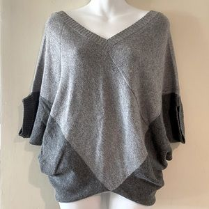 Anthropologie The CUE Cher Qu Boxy Sweater